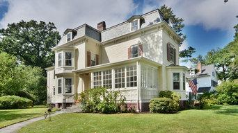Second Empire Victorian, Glen Ridge NJ