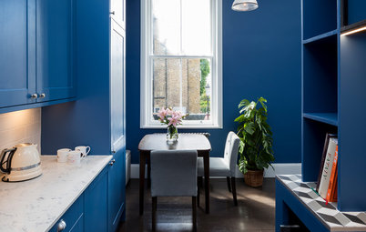Kitchen Tour: A Colourful Space That's Made for Entertaining