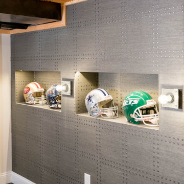 Man Cave Makeover