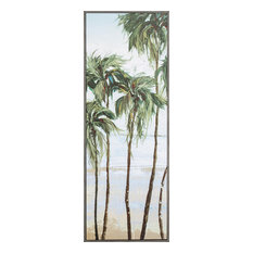 Palm Breeze, Set Of Three