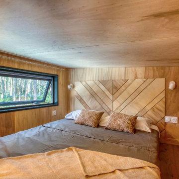 Tiny House en bois de 30m2 - Lacanau