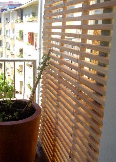 Balkongeländer verschönern: 7 simple updates