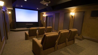 Home Theater Designs - (Dallas, TX)