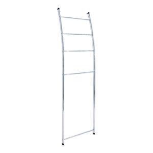 Chrome Loft Towel Rail Ladder