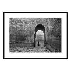 """""""Old World"""" Framed Digital Print by Ali Khataw, 38""""x28"""""""
