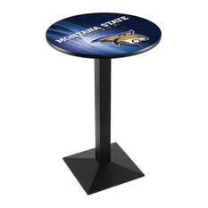 Montana State Pub Table 28-inchx42-inch