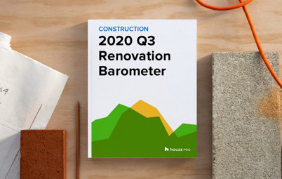 2020Q3 Houzz Renovation Barometer - Construction Sector