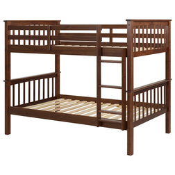 Transitional Bunk Beds by Walker Edison