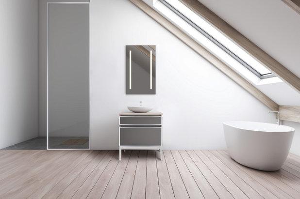 Robern vanity by Kohler