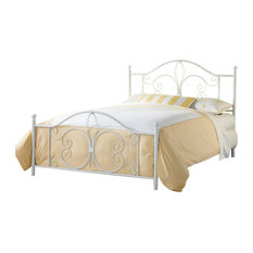 Ruby Bed Set, Full, With Rails