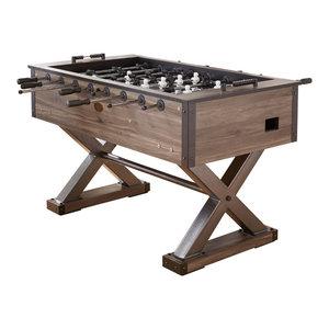 "Playcraft Wolf Creek 56"" Foosball Table"