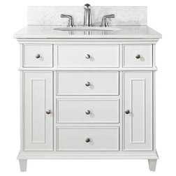 Traditional Bathroom Vanities And Sink Consoles by ShopLadder