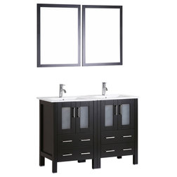 Beautiful Contemporary Bathroom Vanities And Sink Consoles by Bosconi