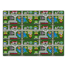 """Places To Go Rug, 3"""" x 6"""""""