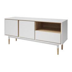 Olivi 2-Door 1-Drawer Sideboard