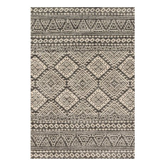 """Grey Ivory Emory Area Rug by Loloi, 9'2""""x12'7"""""""