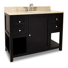 Sahara Vanity, Light Marble Top