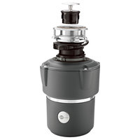 InSinkErator Gray Garbage Disposal Without Power Cord Gray, COVERCONTROLPLUS