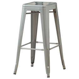 Industrial Bar Stools And Counter Stools by Ever Modern Home
