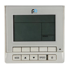 Wire Remote Controller with Timer/Clock Function