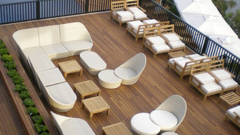 Outdoor Wood Floors - Exterpark