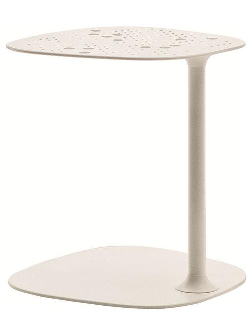 Aikana Sidobord H42cm, Vit - Sideborde & aflastningsborde