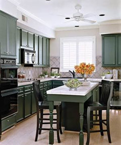 outstanding narrow kitchen island | Pictures- small kitchen island with seating on end