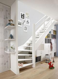 Comment peindre ma cage d 39 escalier - Comment peindre une cage d escalier ...