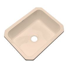 SolidCast - Madison Undermount Kitchen Sink, Peach Bisque - Kitchen Sinks