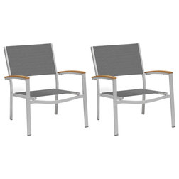 Contemporary Outdoor Lounge Chairs by Oxford Garden