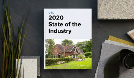2020 UK Houzz State of the Industry