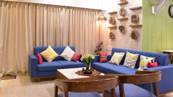Sharan Circle Homes (Residential Interior)