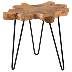 Industrial Side Tables And End Tables by Ecotessa