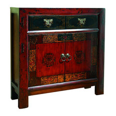 Hooker Furniture   Asian Two Door/One Drawer Hall Chest   Accent Chests