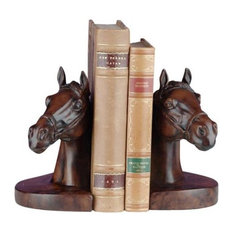 Bookends Bookend EQUESTRIAN Traditional