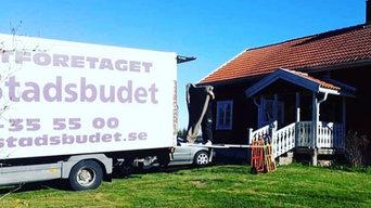 Flytt utanför Stockholm