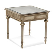 Palazzina Rectangle End Table