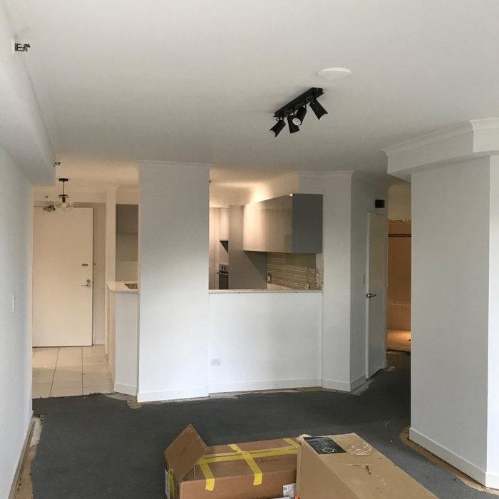 Interior apartment makeover Strathfield