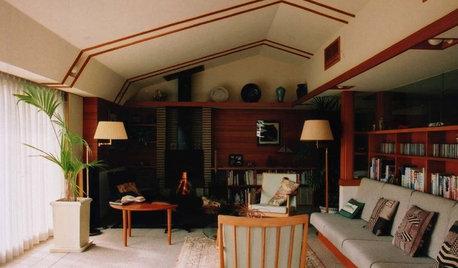 Descubre la influencia de Frank Lloyd Wright en la casa japonesa (y II)