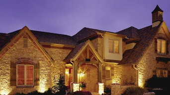 Outdoor Lighting in Katy