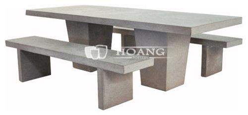 Exceptionnel Outdoor Concrete Garden Furniture   Lightweight Concrete Furniture    Products