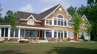 New Construction Home: Burt Lake Cottage