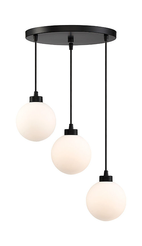 How long are the hanging cords on this fixture?