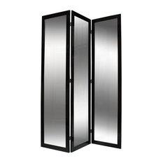Screen Gems Mirror Screen Room Divider SG-203
