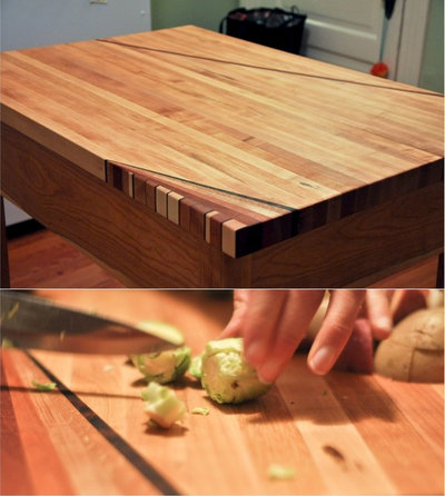 how to clean and care for your butcher block
