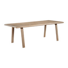 Moe's Home Malibu Dining Table With White Oak BC-1046-18