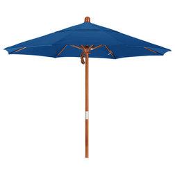 Contemporary Outdoor Umbrellas by Western Sierra Trading Company