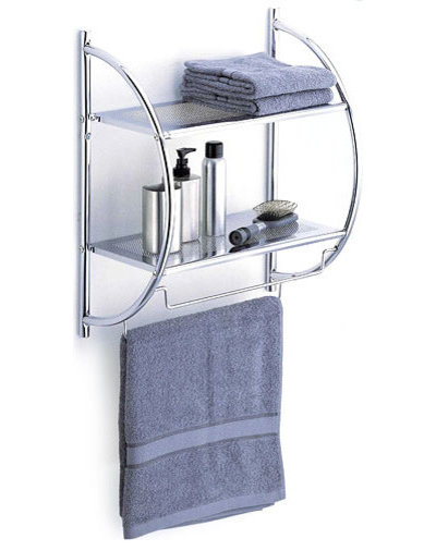 Contemporary Shower Caddies by Walmart