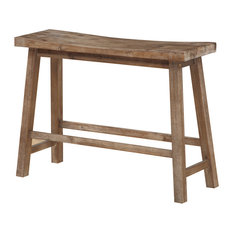 Boraam Industries, Inc.   Sonoma Saddle Bench 2 Seater   Dining Benches