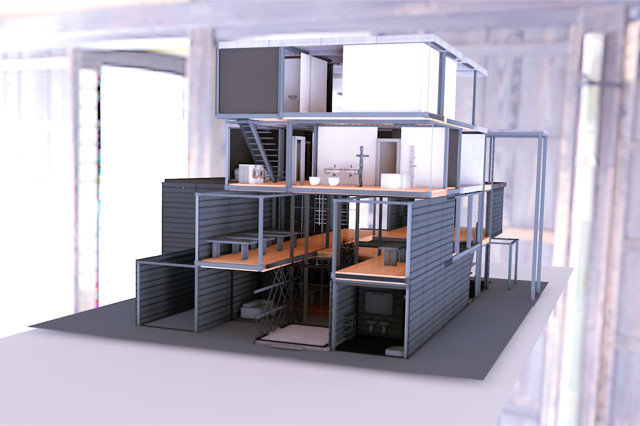 Container Wohnungen containerhaus alle infos zu bauen und wohnen im container